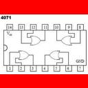 4071: cuatro puertas OR